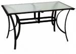 Τραπέζι παραλ/μο με τζάμι