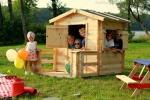 Παιδικό Σπίτι με Βεράντα