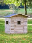 Ξύλινο Παιδικό Σπίτι