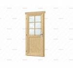 Πόρτα Μονόφυλλη